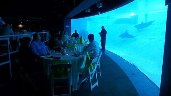 Texas State Aquarium Event in Corpus Christi - High Touch ...