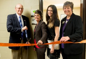 Child Advocacy Center Ribbon Cutting