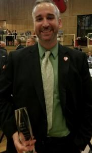 Josef Hamilton YPW Award
