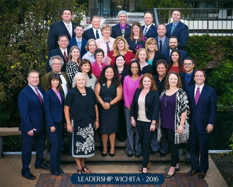 Leadership Wichita Group 2016
