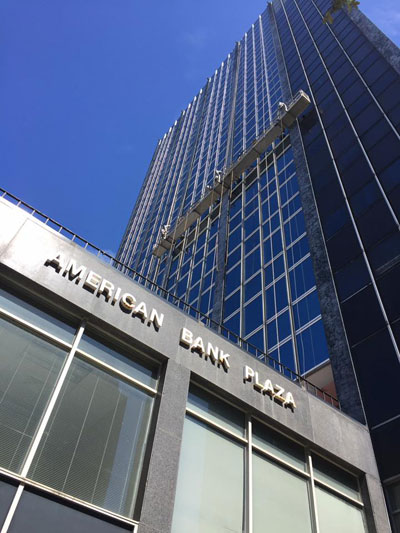 American Bank Plaza building