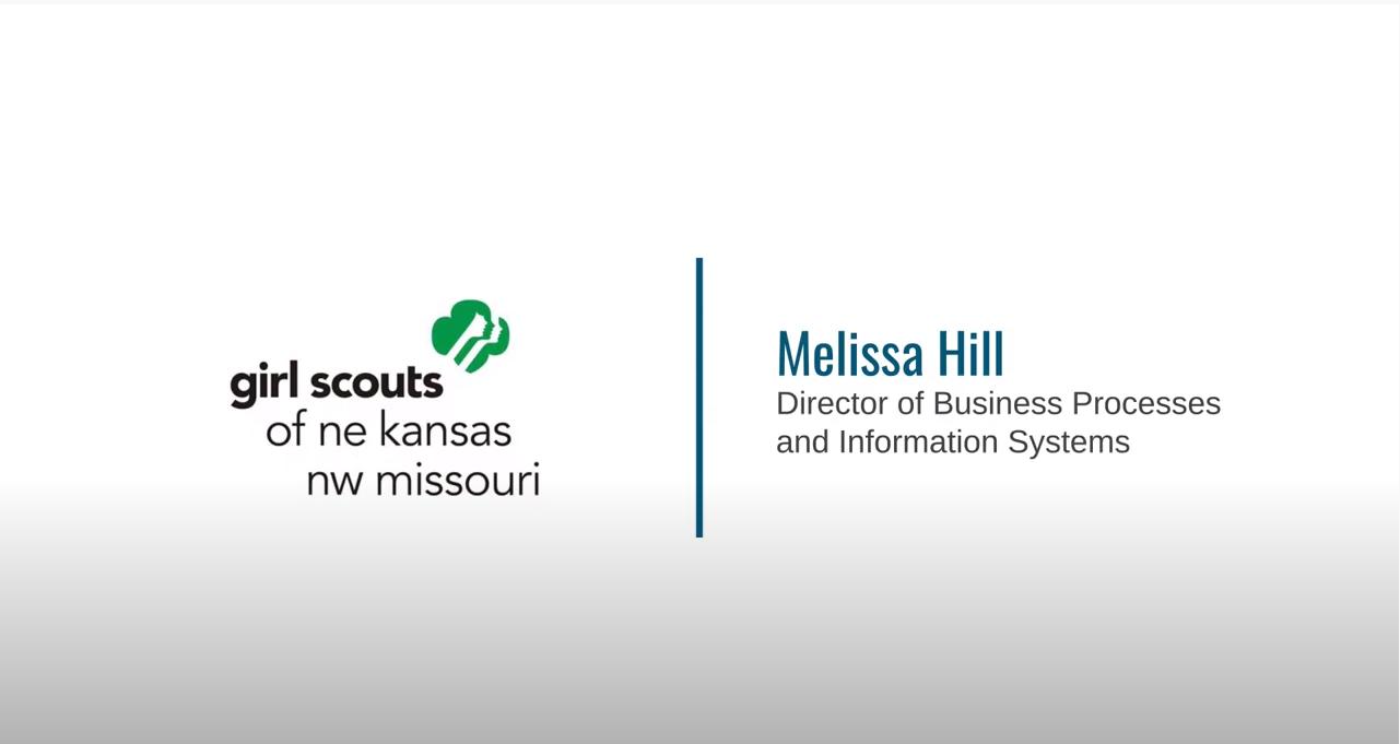 Girl Scouts of NE Kansas NW Missouri Testimonial