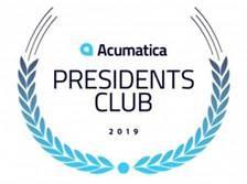 Acumatica President's Club