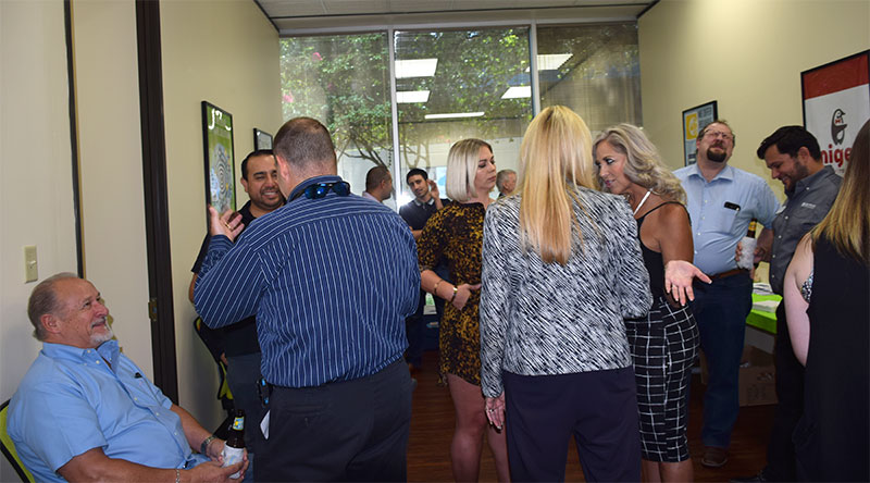 North San Antonio Chamber Open House