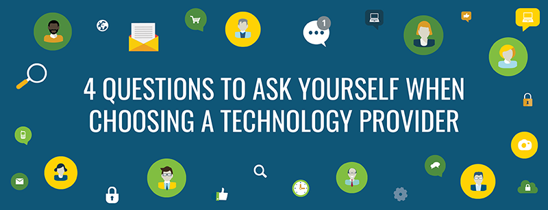 4 Questions Tech Provider