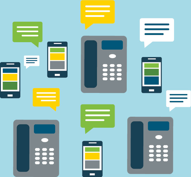 Business Communications Phones