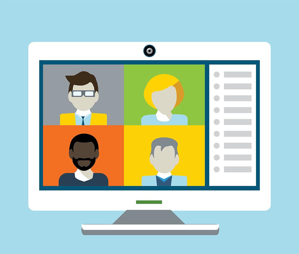 video call remote collaboration