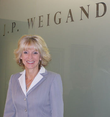 Dawn Truman, Senior Vice President & General Manager of the Commercial Division of J.P. Weigand & Sons, Inc.