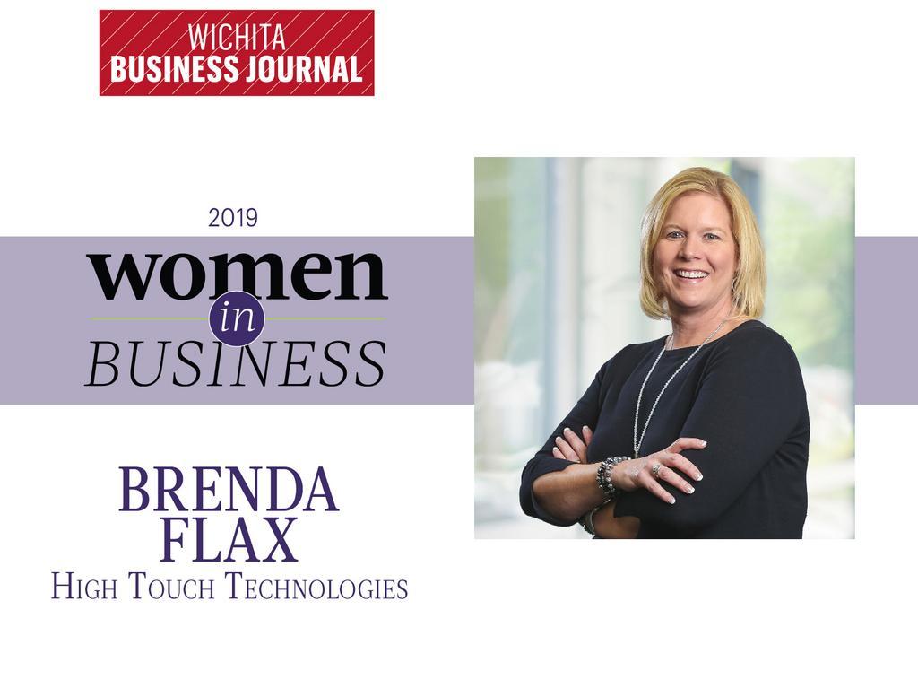2019 Women in Business, Brenda Flax
