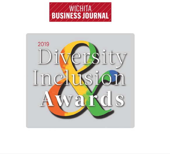 Wichita Business Journal Diversity and Inclusion Award
