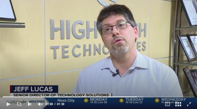 KWCH Jeff Lucas interview on smart devices