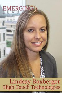 Wichita Business Journal's 2015 Emerging Leaders -Lindsay Boxberger