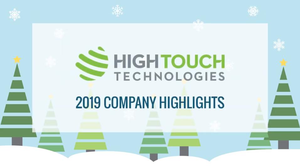 2019 company highlights