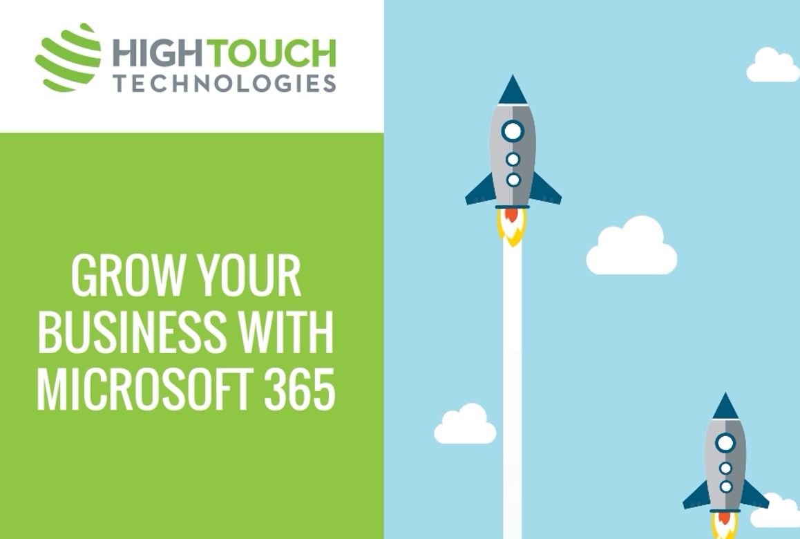 Grow business with Microsoft 365